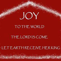 'Christmas Joy to the World' by hummingbirds Psalm 96, Joy To The World, Christmas Carol, Hummingbirds, Printable Art, Wall Tapestry, Bible Verses, Fine Art Prints, Spiritual