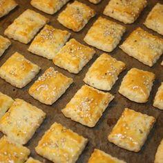 Käsegebäck Rezept | Küchengötter