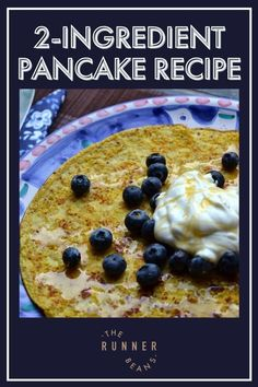 Did you know you could make pancakes with just two ingredients? Yes, it's perfectly possible so grab some ripe bananas and eggs and get cracking to make these yummy pancakes this weekend. It's really that simple and easy. Takes less time but tastes oh-so-amazing. Click to check out the recipe! Healthy Food Habits, Healthy Living Recipes, Good Healthy Snacks, Healthy Diet Recipes, Snack Recipes, 2 Ingredient Pancakes, Banana And Egg, Runner Beans, 2 Ingredients