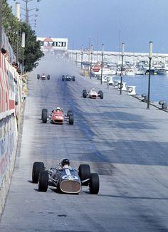 1967, Monaco GP,