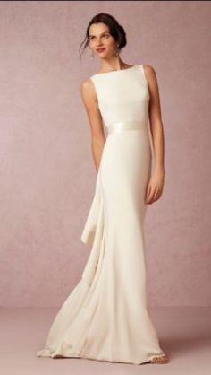 BHLDN Valentina Gown