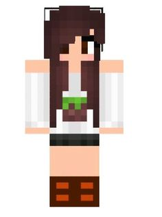 MY CUTE MINECRAFT SKIN