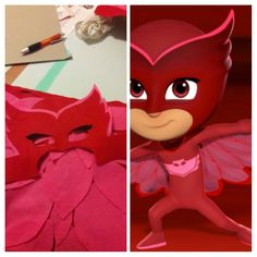 DIY Owlette Costume