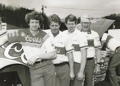 The Elliott Racing Family