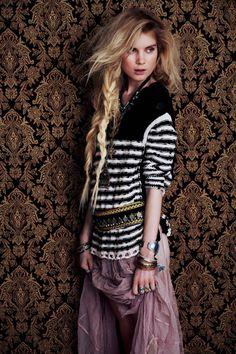Free People bohemian fashion #mountaingypsy #bohemian #themodcabin