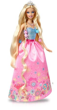 princess barbie doll