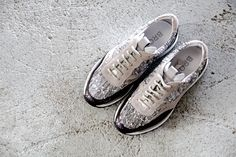BRONX | grey sneakers SS 2015
