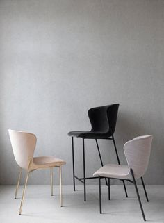 La Pipe High Chair by Friends & Founders