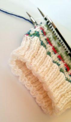 Tante er fortsatt GAL!!: Mine Humørfylte Sokker - Norsk Oppskrift