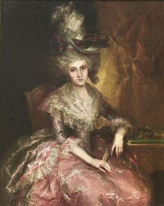 María Pilar de la Cerda y Marín de Resende, duquesa de Nájera