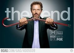 I don't even know what's going on with House anymore. It's literally an emotional roller coaster.