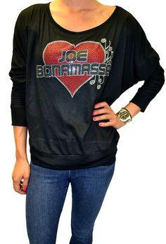 Bonamassa Crystallized Heart Tee - www.jbonamassa.com #jbonamassa