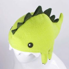 Dinosaur noming on your head hat $34.99