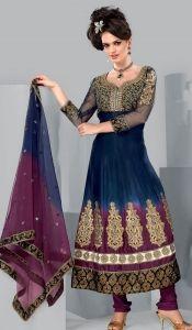Blue-Purple-Net-Faux-Crepe-Embroidered-Wedding-Salwar-Kameez-with-Dupatta