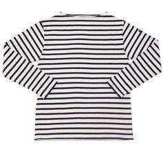 SAINT JAMES セントジェームス ボーダーの定番バスクシャツ
