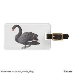 Black Swan トラベルバッグ用ネームタグ