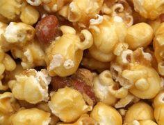 Microwave Carmel Corn Reciepe
