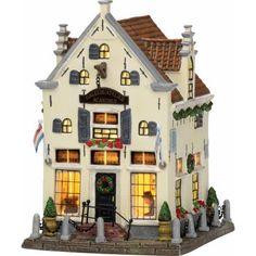 Villas, Acanthus, Seaside Village, Ceramic Houses, Christmas Villages, Small World, Holiday Travel, Vintage Paper, Miniature