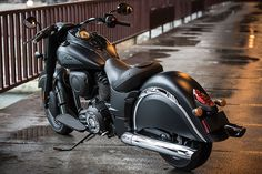 2016 Indian Chief Dark Horse