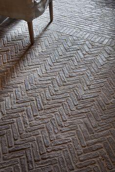 13 bricks Easy Flooring, Inexpensive Flooring, Patio Flooring, Slate Flooring, Terrazzo Flooring, Bedroom Flooring, Concrete Floors, Garage Flooring, Flooring Ideas