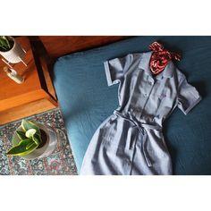 #シネマがお手本のソーイングブック hashtag on Instagram • Photos and Videos Japanese Sewing Patterns, Japan Style, Japan Fashion, Shirt Dress, Photo And Video, Videos, Photos, Shirts, Instagram