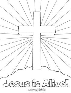 FREE EASTER COLORING PAGES  Easter  Pinterest  Coloring books