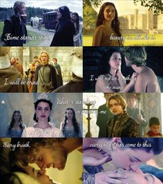 Francis and Mary. #Reign #Frary