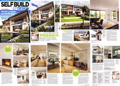 Self Build and Design 'Waterside Wonder' December 2013