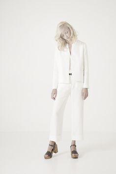 giacca BAILEE, camicia HAZEL, pantalone MABLE