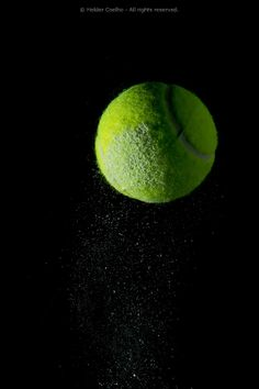 Tennis Ball by Helder Coelho on 500px