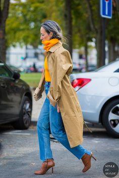 Brigitte Chartrand. Foto: Style Du Monde.