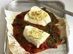Koolvis met tomaat-basilicumsaus - Libelle Lekker!