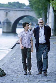 Omar sharif & Pierre Boulanger