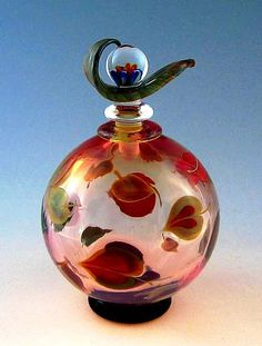 Dogwood Perfume Bottle...