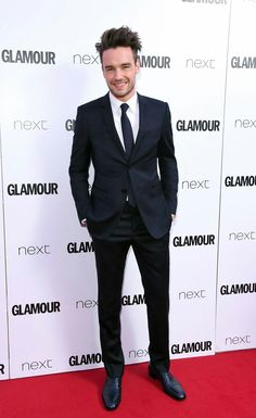 DADDY PAYNE LOOKIN SO HOT WITH THAT SUIT AT GLAMOUR AWARD