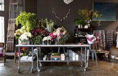 flower shop within alder & co store