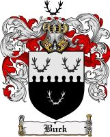 Buck Coat of Arms / Buck Family Crest