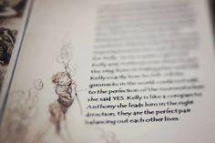A Midsummer Night's Dream Wedding Invitation