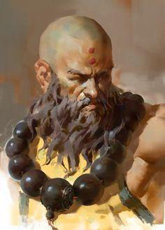 Diablo 3 - Monk