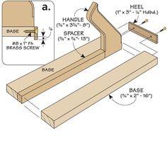 Top-Notch Push Block | Woodsmith Tips