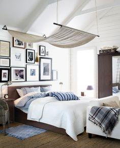 Droom jij stiekem ook van zo'n fijne slaapkamer?