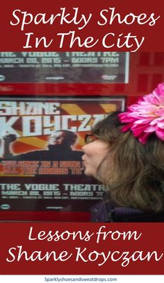 Sparkly Shoes In The City: Lessons From Shane Koyczan - Spoken Word Artist