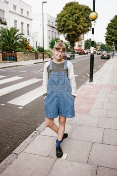 FASHION YOUR SEATBELTS: OUTFIT | DUNGAREE FUN!