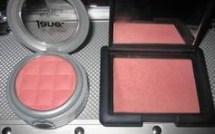 Nars Orgasm: Jane Mineral Blush in Rose Satin. Also NYX pinched, Cover Girl Rose Silk Cheeker, MARK Afterglow, Wet n Wild Pearlescent Pink, Flirt! Heartthrob, Maybelline FitMe in Medium Coral
