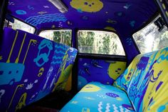 "Avlani wants to change perceptions about design in India. ""Many people don't know that design can create a real impact,"" states the Taxi Fabric website. 