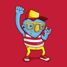 Ya viste los nuevos personajes de Calambuco.co ? Pillalos en behance.net/calambuco y facebook.com/calambucodesign - pronto cosas para regalar, camisetas, botones, libretas y mucho más!!! #Diseño #ilustracion #Design #Illustration #MyArt #Behance #Characte