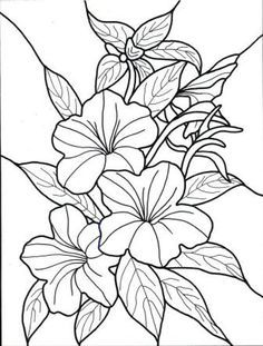 Flower Printable Coloring Pages . 24 Flower Printable Coloring Pages . Free Printable Hibiscus Coloring Pages for Kids Flower Coloring Sheets, Printable Flower Coloring Pages, Coloring Book Pages, Coloring Pages For Kids, Kids Coloring, Leaf Coloring, Mandala Coloring, Exotic Flowers, Colorful Flowers