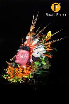 Bromelia  Back to the roots Floral Tweetjam Alden Biesen Flower Factor