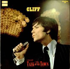For Sale - Cliff Richard Live At The Talk Of The Town UK vinyl LP album (LP record) - See this and 250,000 other rare & vintage vinyl records, singles, LPs & CDs at http://eil.com
