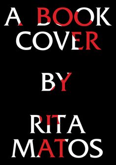 Rita Matos is a Millenial to keep your typographic eyes on | Typeroom.eu